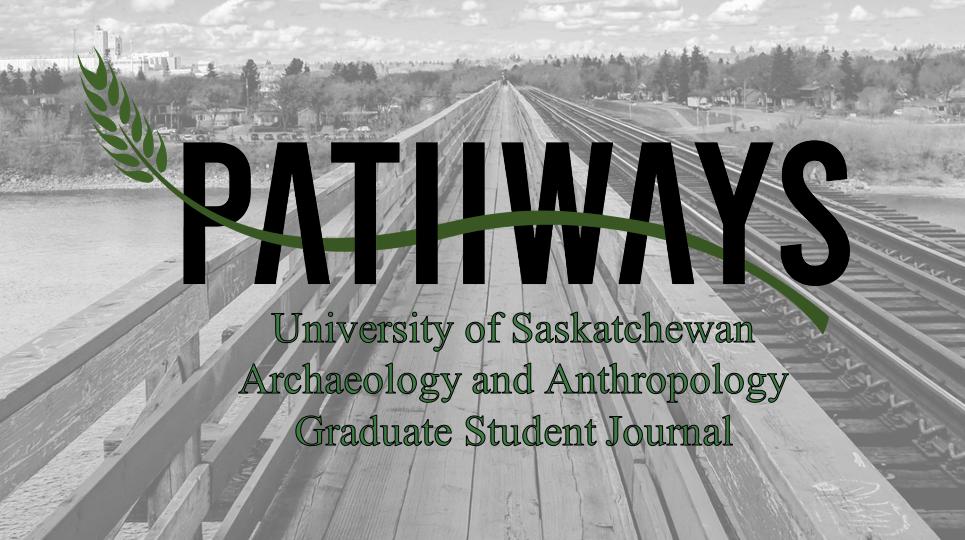 Pathways logo and picture depicting Saskatoon's famous CPR train bridge